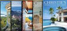 CHRISTIE'S LUXURY REAL ESTATE MAGAZINE