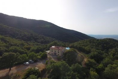 VILLA SALE SCARLINO, TUSCANY