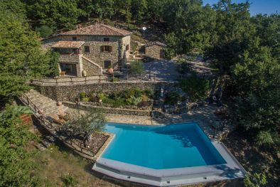 FARMHOUSE FOR SALE TUSCANY, pool, buy-to-let property  Maggiori Dettagli e Foto