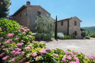 AGRITURISMO WITH PANORAMIC VIEW FOR SALE CASOLE D'ELSA, TUSCANY