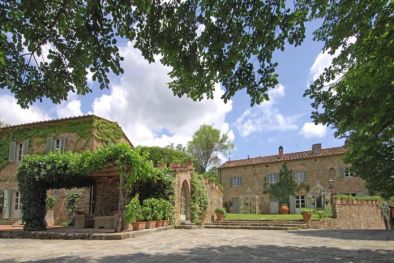 LUXURY  VILLA FOR SALE IN TUSCANY AREZZO