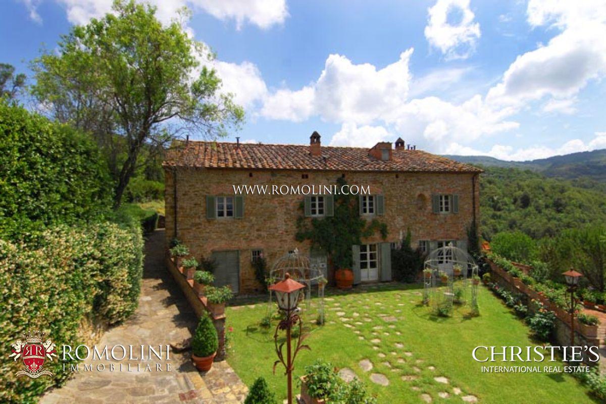 Arezzo Tuscany Luxury Villa For Sale In Tuscany Arezzo