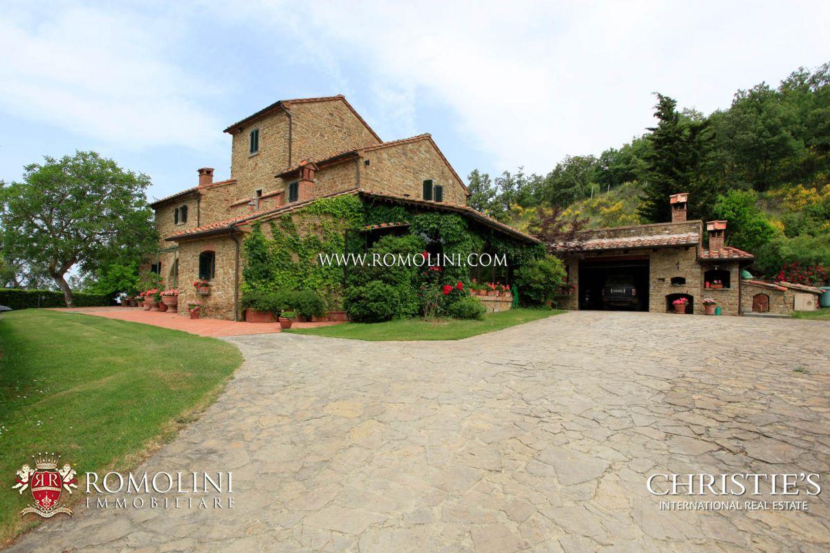 Arezzo property for sale in tuscany - Piscine da comprare ...