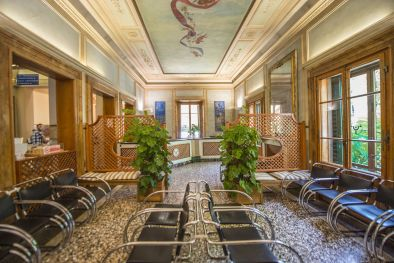 TUSCANY: VILLA FOR SALE IN THE HISTORICAL CENTRE OF FLORENCE  Maggiori Dettagli e Foto