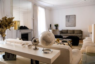 ROME PIAZZA CAVOUR THREE BEDROOM LUXURY APARTMENT FOR SALE