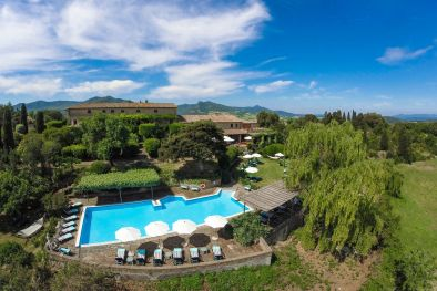 TYPICAL TUSCAN FARMHOUSE, AGRITURISMO FOR SALE, VOLTERRA
