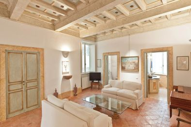 LUXURY APARTMENT FOR SALE IN ROME