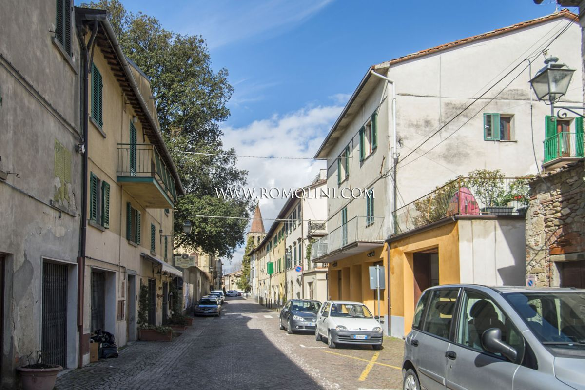APARTMENT FOR SALE IN THE HISTORIC CENTRE OF SANSEPOLCRO