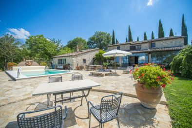 COUNTRY HOUSE WITH PANORAMIC POOL FOR SALE IN TODI, UMBRIA | Romolini - Christie's