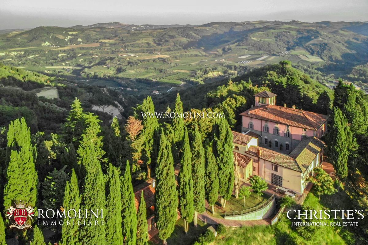 WONDERFUL ORGANIC ESTATE WITH VINEYARDS FOR SALE RAVENNA, ITALY  | Romolini - Christie's