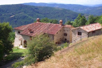 COUNTRYHOUSE, YOGA CENTRE FOR SALE UMBRIA