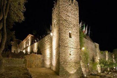 CASTLE FOR SALE IN UMBRIA DERUTA.