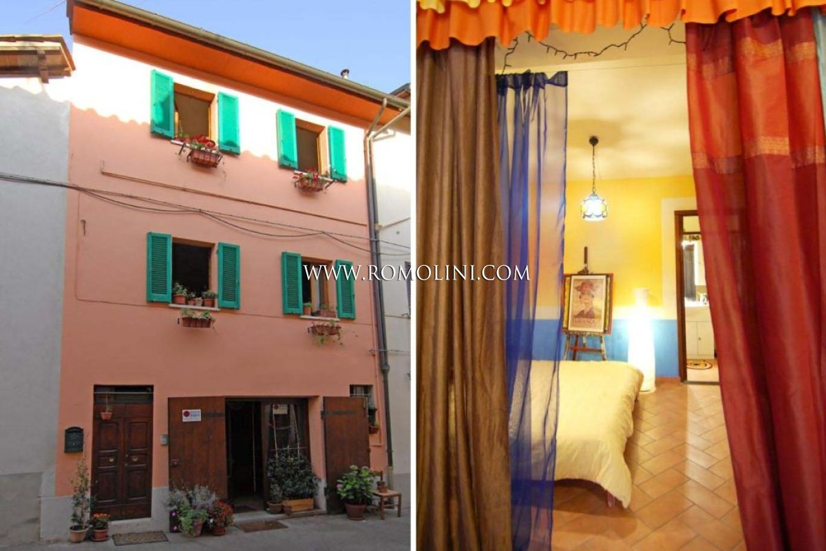 SANSEPOLCRO: TOWNHOUSE FOR SALE