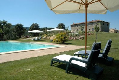 COUNTRY  ESTATE WITH POOL & 100 ha of PARK IN TUSCANY, SUVERETO.