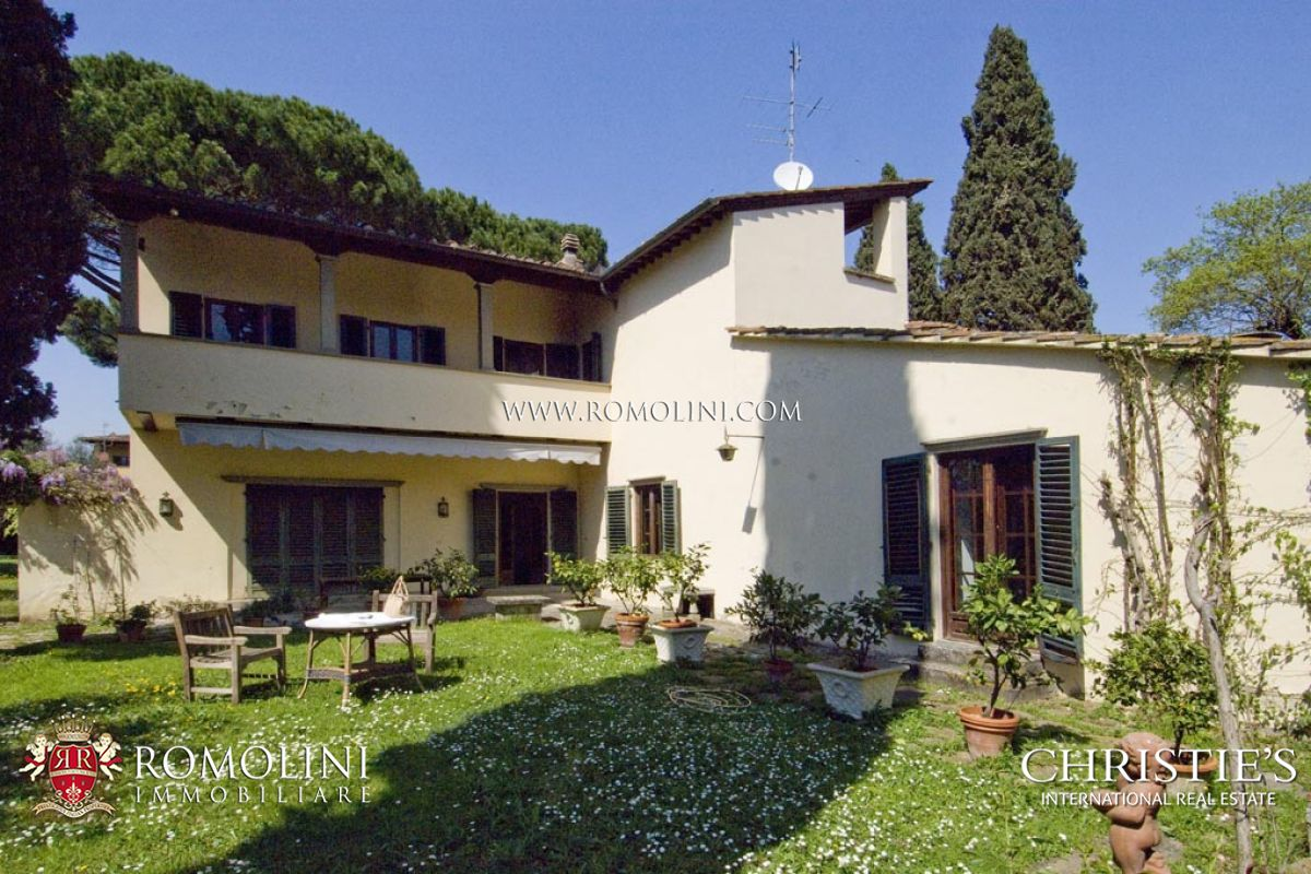 Villa for sale in florence for Villas firenze