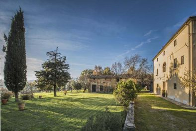 MANOR VILLA FOR SALE IN ITALY, TUSCANY, SANSEPOLCRO