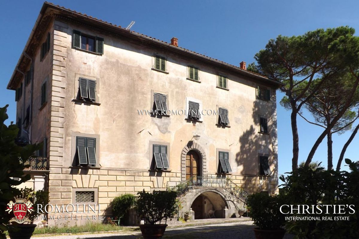Tuscany luxury real estate tuscan properties for sale for Ville ristrutturate