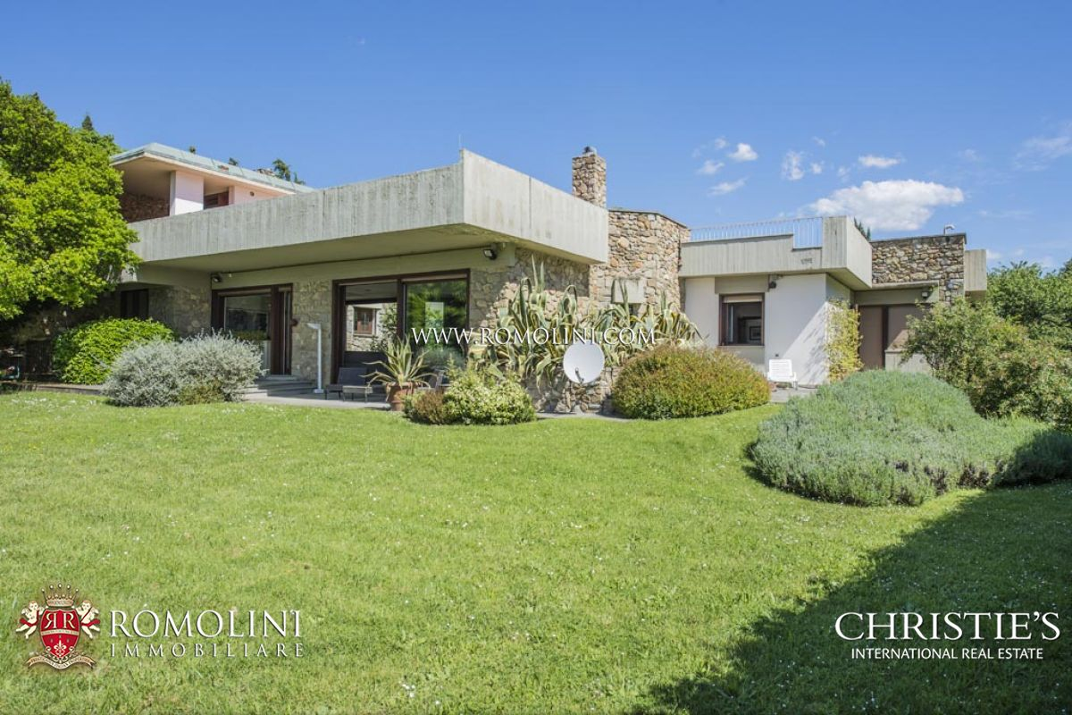 Florence luxury villa for sale on hilly position for Villas firenze