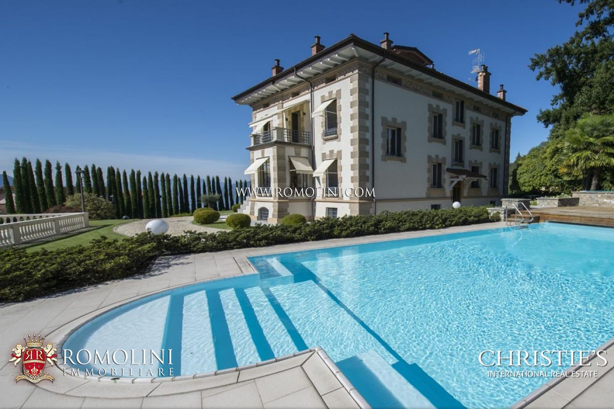 Villa Lago Maggiore Luxury Villa With Lake View In Luino