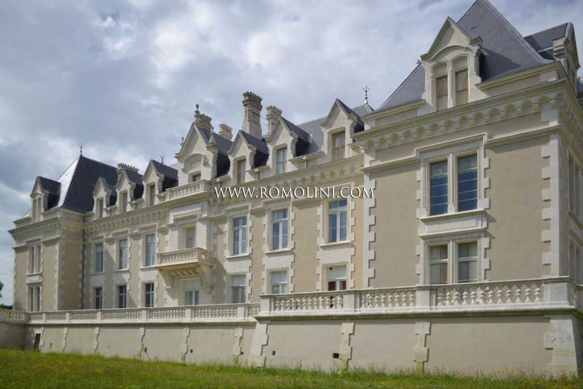 Chateau in france charming hotel for sale in cognac france for Hotel cognac