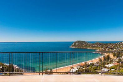 WHALE BEACH VILLA: LUXURY SEA VIEW VILLA FOR SALE IN PALM BEACH, Sydney, Australia  Maggiori Dettagli e Foto