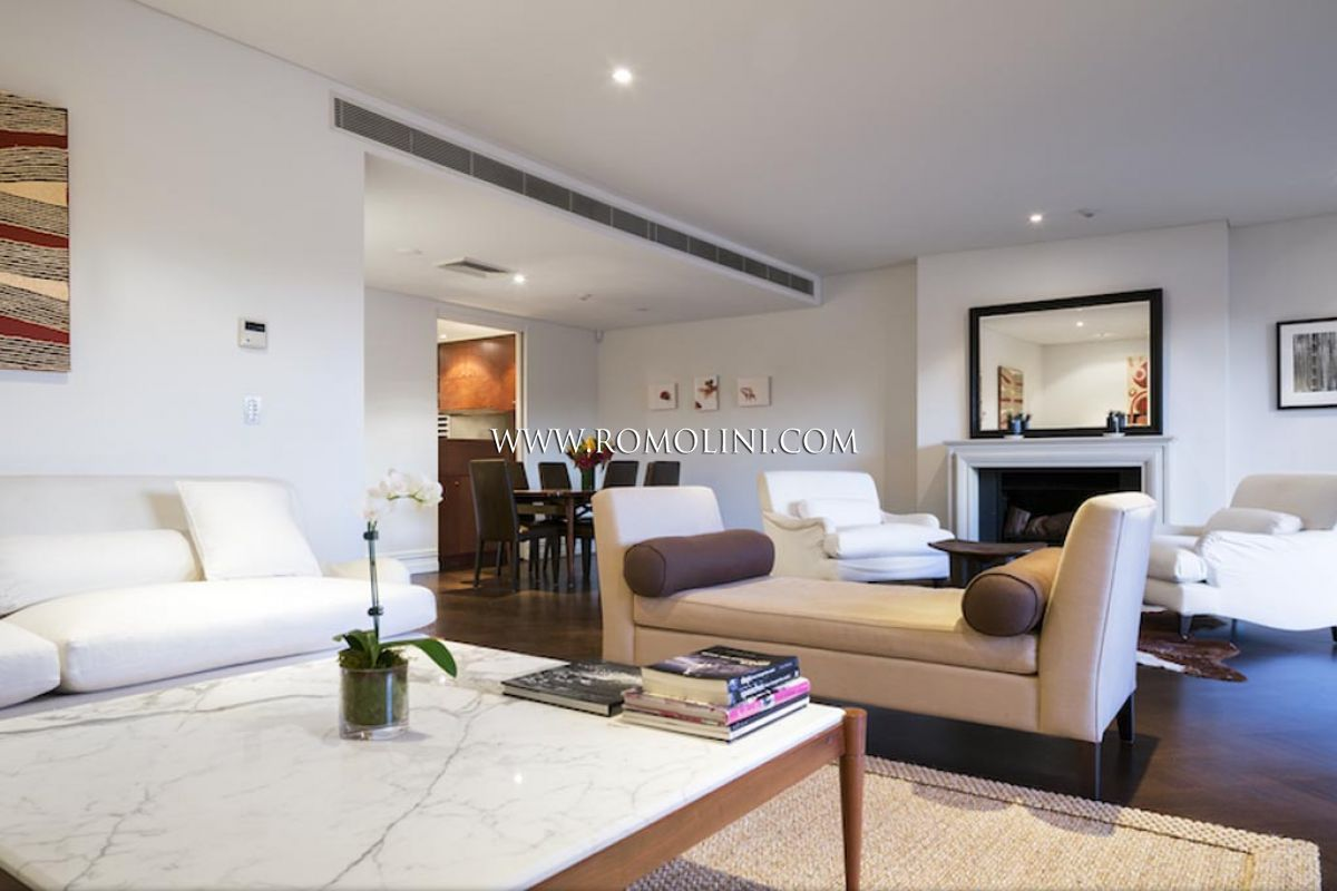 3 Bedroom Apartment With Sea View For Sale In Double Bay Sydney