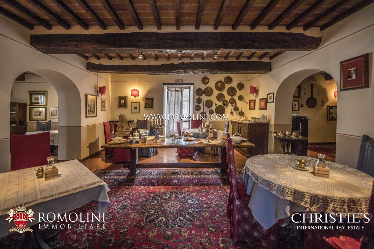 LUXURY HOTEL FOR SALE IN ITALY | Romolini com - Christie's