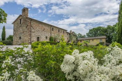 11th CENTURY FORMER ABBEY FOR SALE IN TUSCANY ǀ Luxury Villa For Sale  Maggiori Dettagli e Foto