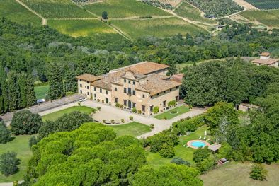 TUSCAN WINE ESTATE FOR SALE,CHIANTI COLLI FIORENTINI, VINSANTO FOR SALE