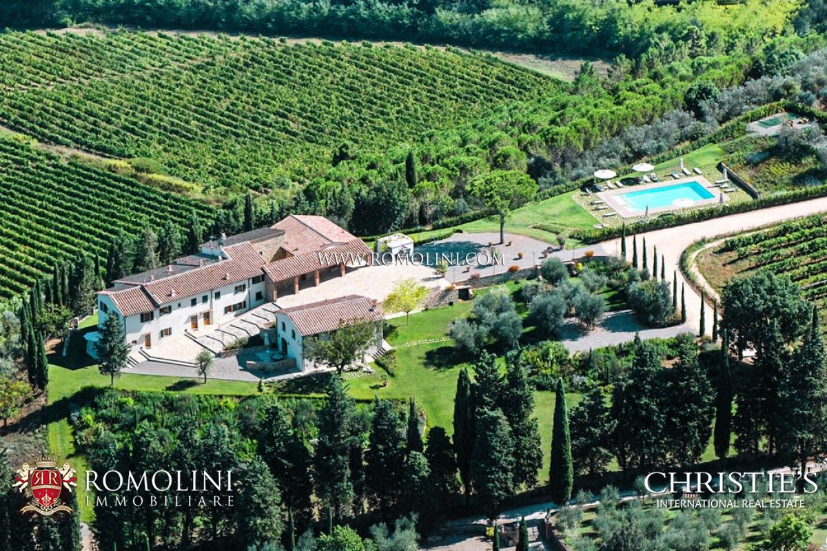 TUSCANY LUXURY VILLAS FOR SALE
