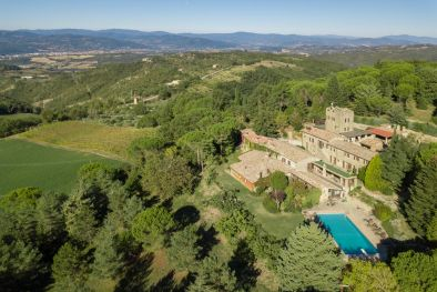BORGO, HAMLET FOR SALE IN UMBRIA, GUBBIO