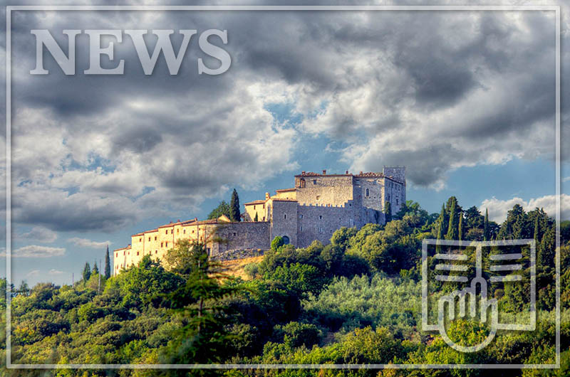 A KING'S LIFE: THREE 4 MEDIEVAL CASTLE FOR A PRIVATE KINGDOM IN ITALY