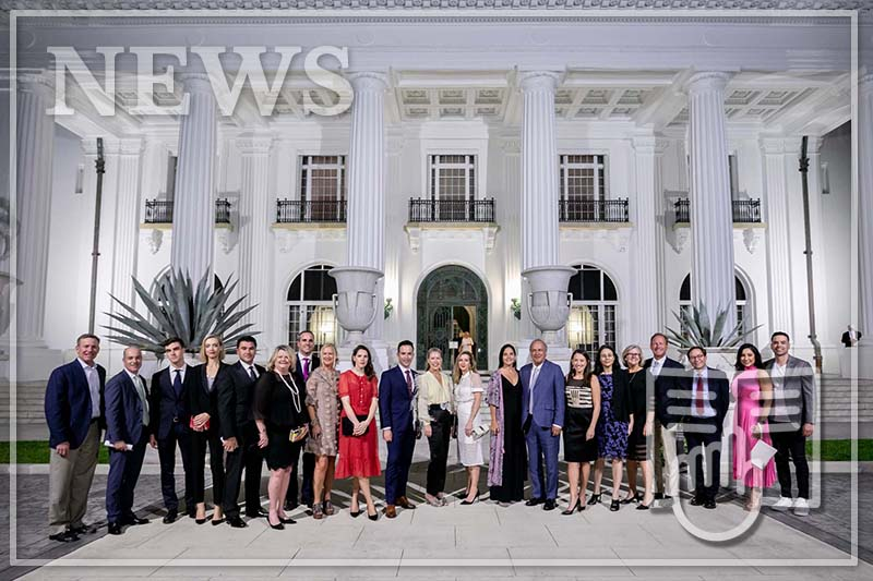 CHRISTIE'S INTERNATIONAL REAL ESTATE OWNERS CONFERENCE - PALM BEACH, 2020