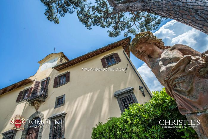 16th century villa for sale Florence