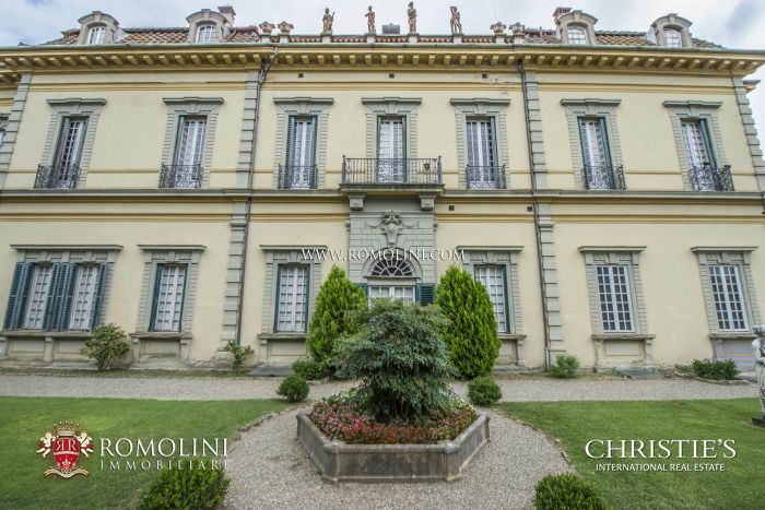 HISTORIC VILLA FOR SALE FLORENCE