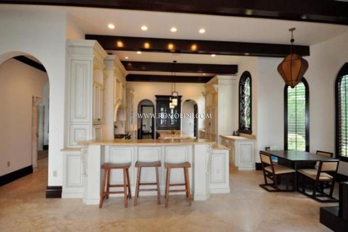 Waterfront Mediterranean Villa for sale Miami Beach