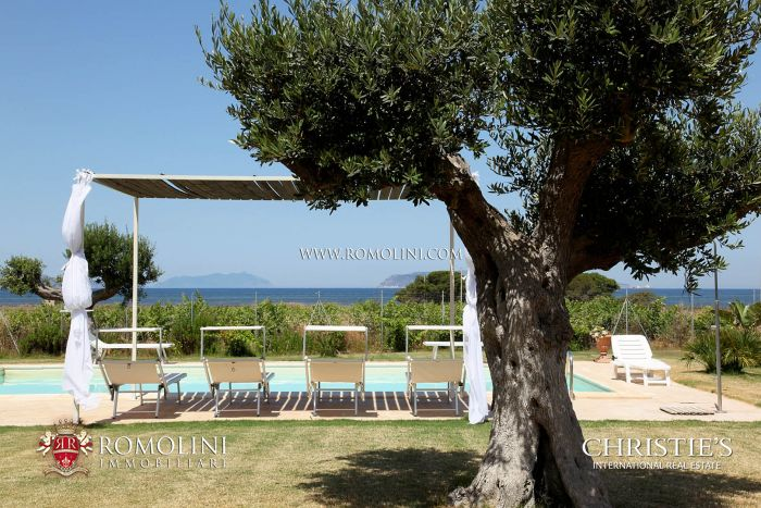 LUXURY VILLA SEA VIEW FOR SALE TRAPANI, SICILY