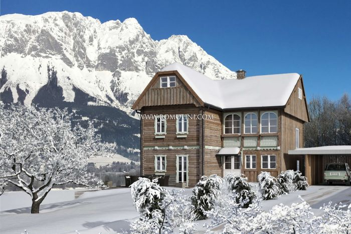 SKI-CHALET FOR SALE IN AUSTRIA, SCHLADMING
