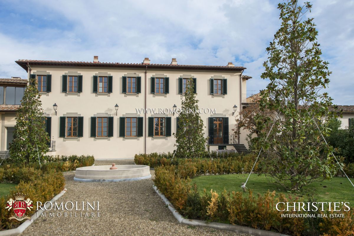 OLD CONVENT WITH 12 APARTMENTS FOR SALE IN FLORENCE, TUSCANY