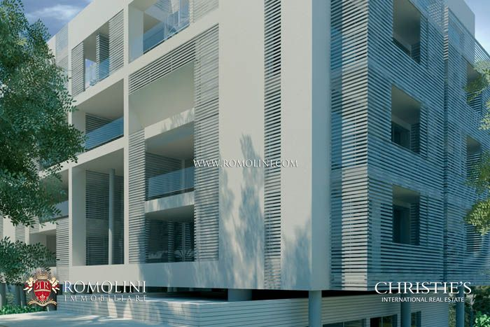 Luxury Penthouses with terrace for sale in Riccione