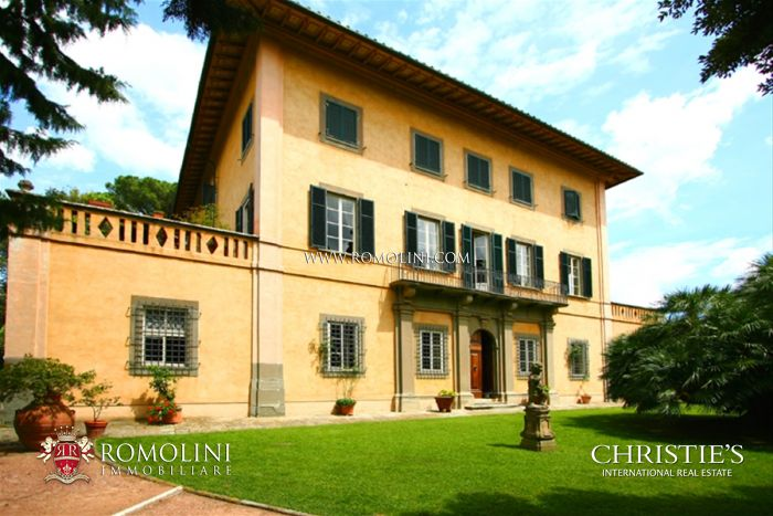 LUXURY VILLA FOR SALE NEAR PISA