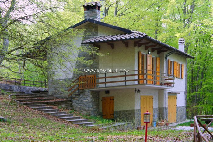 COTTAGE FOR SALE IN CAPRESE MICHELANGELO TUSCANY