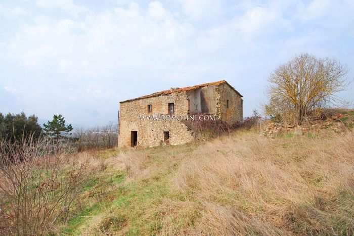 OLD STONE FARMHOUSE TO BE RESTORED MONTONE