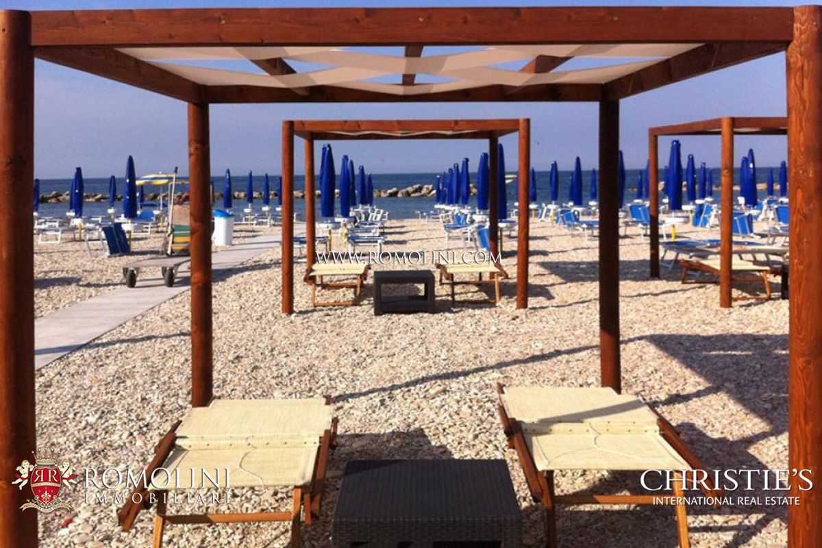 BEACH RESORT FOR SALE IN FANO
