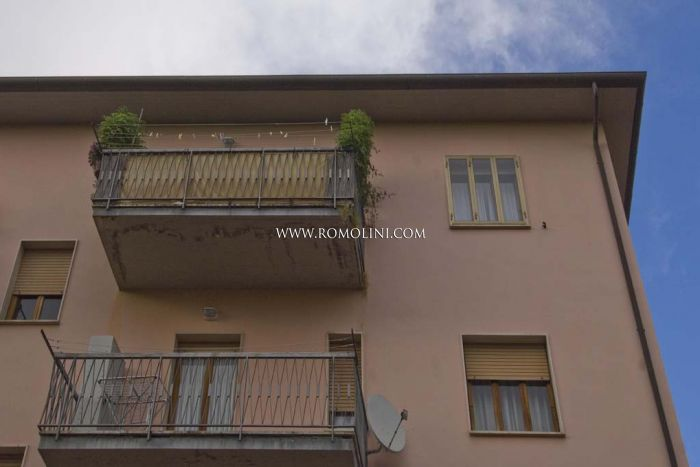APARTMENT WITH TERRACES FOR SALE IN SANSEPOLCRO