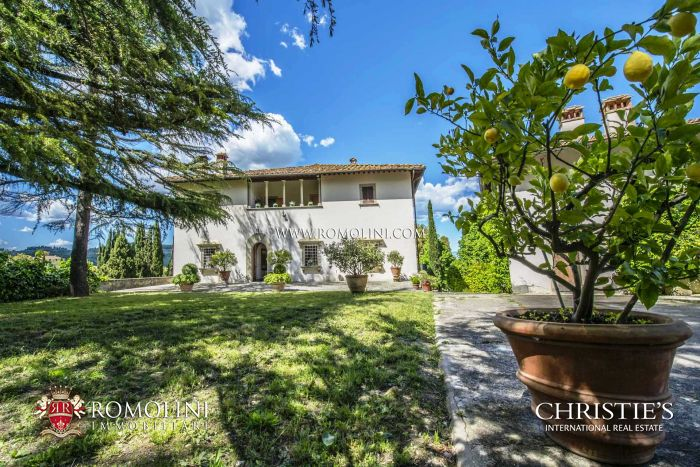 ESTATE FOR SALE FLORENCE, MASTER VILLA CHIANTI
