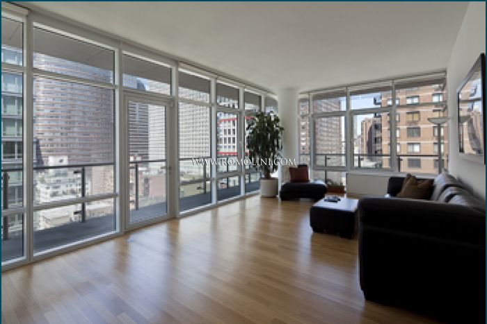 New York Apartment with terrace for sale