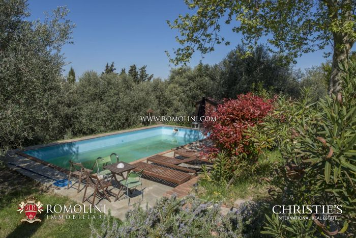 ORGANIC BIODYNAMIC WINE ESTATE FOR SALE TUSCANY, Toscana IGT, Chianti DOCG Vineyards