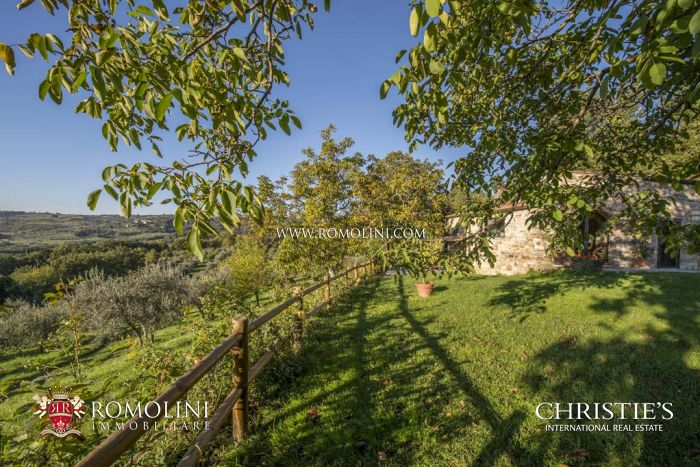 Farm estate with agriturismo for sale Fiesole