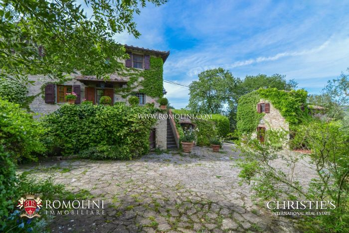 Villa for sale Panzano in Chianti